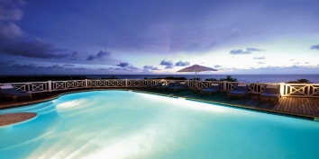 L'Olivier, Baie aux Prunes, Baie Rouge, Terres Basses, St. Martin villa rental, French West Indies.
