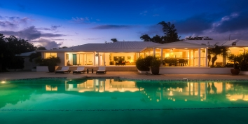 Sol e Luna, Baie Longue, Terres Basses, St. Martin villa rental, French West Indies.