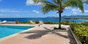 Feel the breeze of the Caribbean Sea at this St. Martin villa rental, French West Indies.