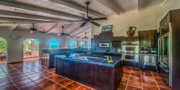 Villa Joie de Vivre, Baie Rouge Beach, Terres Basses, St. Martin villa rental, French West Indies.