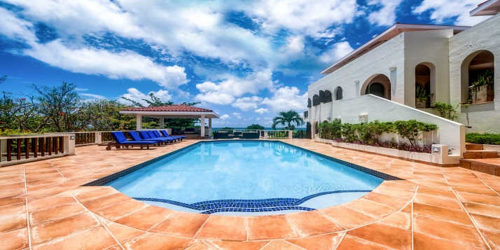 Joie De Vivre is the perfect villa for a luxurious Caribbean vacation. The villa has access to Baie Rouge Beach and enjoys superb views of the coastline and the island of Anguilla.