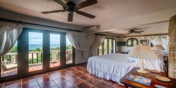 Joie de Vivre villa rental, Baie Rouge Beach, Terres-Basses, Saint Martin, Caribbean.
