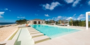 Turtle Nest villa rental, Long Bay Beach, Terres-Basses, Saint Martin, Caribbean.