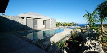 Lagon Vert, Petit Cul de Sac, St. Barts luxury villa rentals, Caribbean.