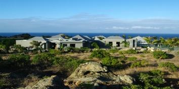 Green Lagoon, Levant Estate, Petit Cul de Sac, St. Barts villa rentals.