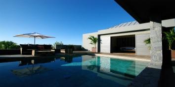 Green Lagoon, Petit Cul de Sac, St. Barts luxury villa rentals, Caribbean.