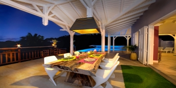 Lagon Jaune, Petit Cul de Sac, St. Barths luxury holiday villas.