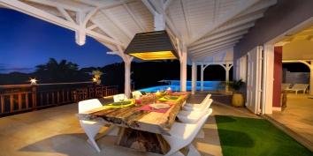 Lagon Jaune, Petit Cul de Sac, St. Barths luxury holiday villas.