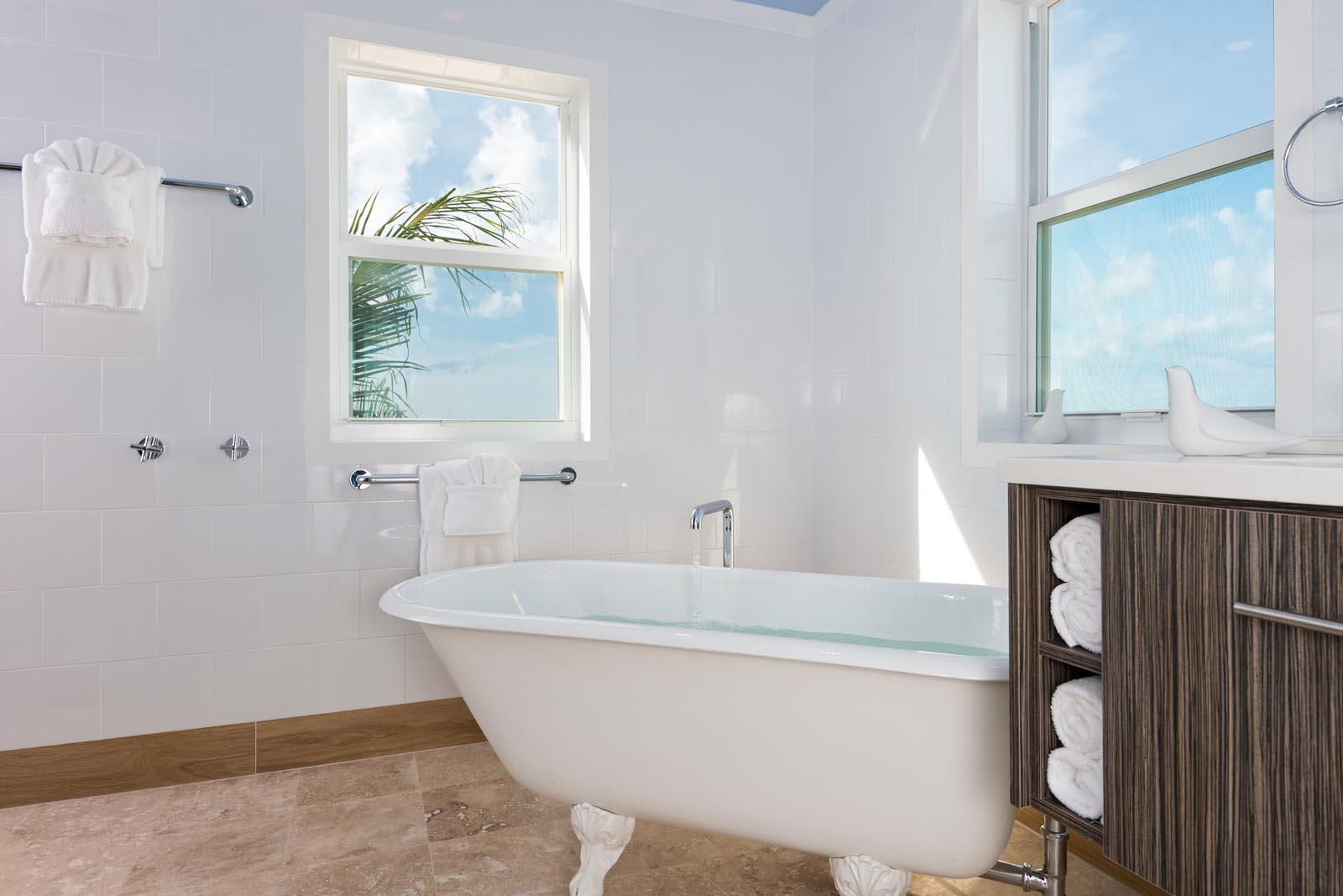 Every master bedroom has an en-suite bathroom