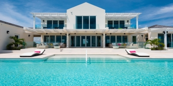 Villa Isla, Long Bay Beach, Providenciales (Provo), Turks and Caicos Islands