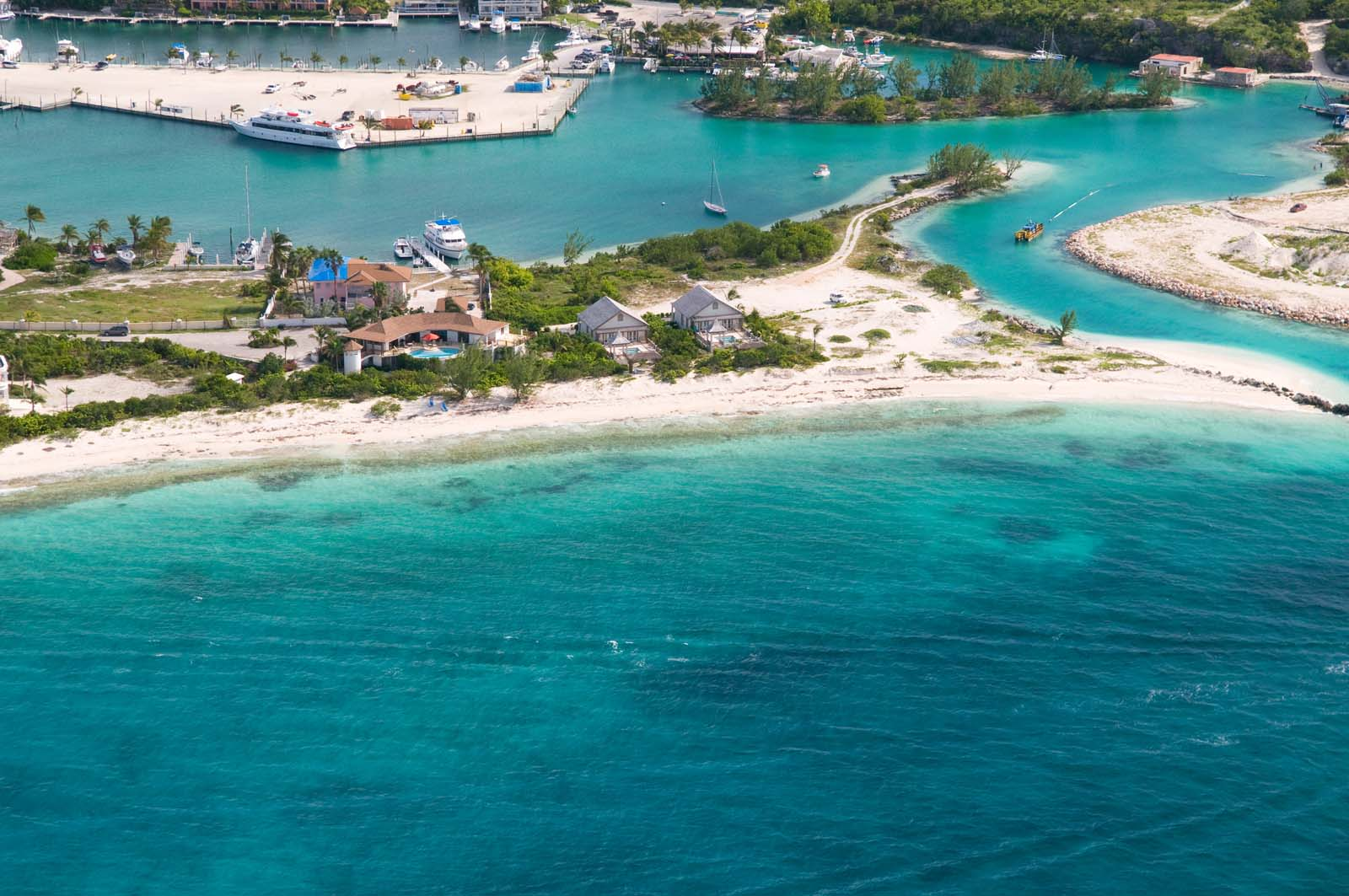 Callaloo Cottage Grace Bay Beach Providenciales Provo Turks And Caicos Islands Caribbean