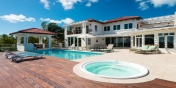 Dawn Beach Villa, Grace Bay Beach, Providenciales (Provo), Turks and Caicos Islands.