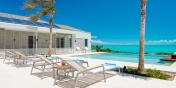 Enjoy your vacation at Aguaribay villa rental while relaxing in the Carribbean sun.