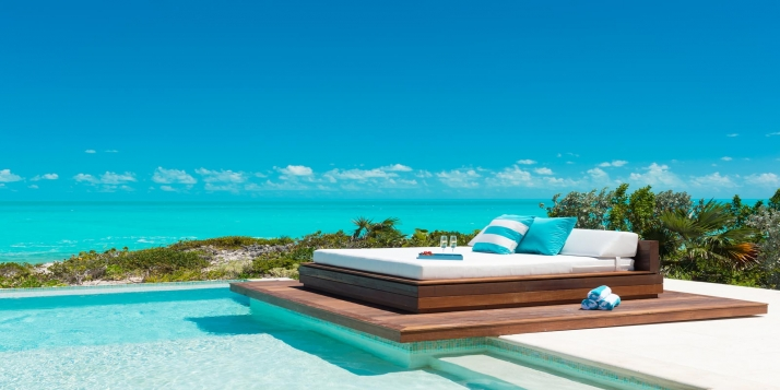 A brand new, beachfront villa offering 5 spacious bedrooms with private bathrooms and infinity swimming pool.