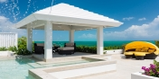 Villa Cascade, Babalua Beach, Providenciales (Provo), Turks and Caicos Islands.