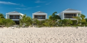 Ocean Edge Villa is right in the middle of this tropical trio of The Villas at Grace Bay, Providenciales, Turks and Caicos Islands.
