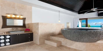 Water Edge Villa is beautifully designed and tastefully decorated throughout.