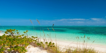 Reef Beach House is directly located on world-famous Grace Bay Beach in the Turks and Caicos Islands.