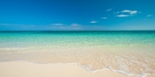 Walk along miles of white sandy beach just in front of this Turks and Caicos beachfront villa.