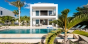 Miami Vice One is a contemporary, luxury and very romantic one bedroom oceanfront villa.