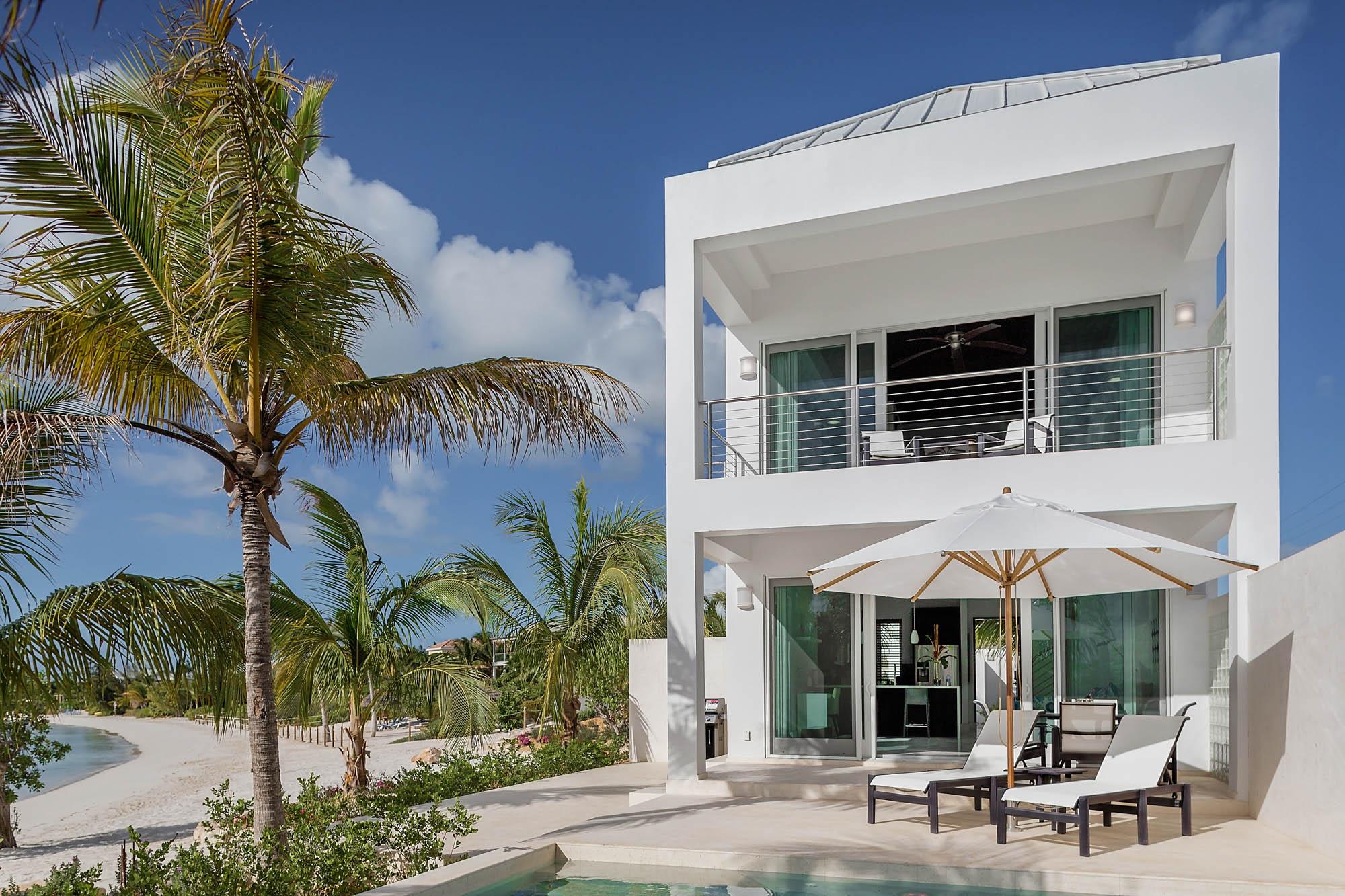 Villa Positano Sapodilla Bay Beach Providenciales Provo Turks And Caicos Islands