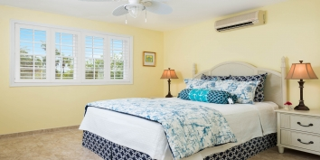 This Caribbean holiday villa can be rented as a 3 or 5 bedroom vacation rental.
