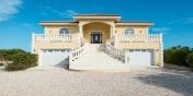 Sandy Beaches, Long Bay Beach, Providenciales (Provo), Turks and Caicos Islands.
