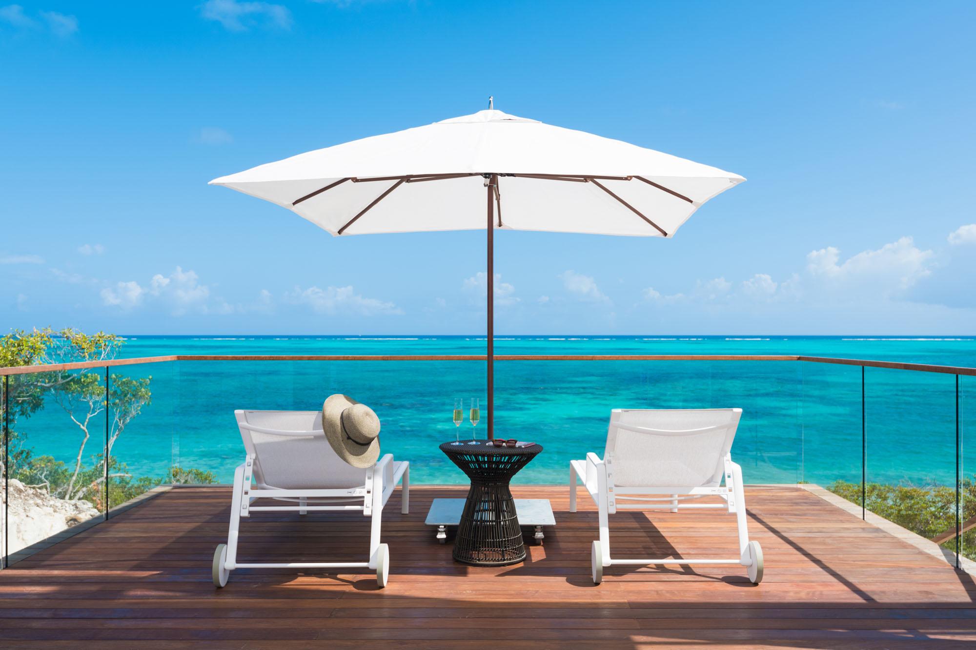 The Contemporary Caribbean Architecture Of Beach Enclave North Shore Beachfront Villas Providenciales Provo