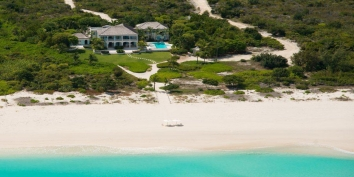 Turks and Caicos Villa Rentals - Amazing Grace, Grace Bay Beach, Providenciales (Provo), Turks and Caicos Islands.