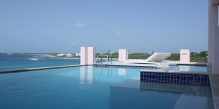 Caribbean Villa Rentals By Owner - B on the Sea, Seafeathers, Anguilla.
