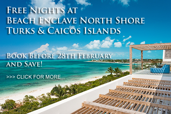 FREE NIGHTS at Beach Enclave North Shore - book before 28th February and SAVE!