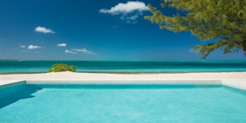Turks and Caicos Villa Rentals - Beach Villa Oceanus, Grace Bay Beach, Providenciales (Provo), Turks and Caicos Islands.