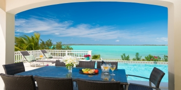 Turks and Caicos Villa Rentals By Owner - Bright Idea, Taylor Bay, Chalk Sound, Providenciales (Provo), Turks and Caicos Islands.