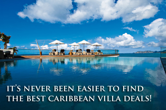 Best Caribbean villa rental deals and special offers.