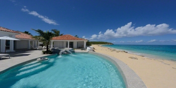 St. Martin Villa Rentals By Owner - Carisa, Baie Rouge Beach, Terres-Basses, St. Martin.