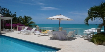 Turks and Caicos Villa Rentals - Casa Ananas, Ocean Point, Providenciales (Provo), Turks and Caicos Islands.