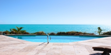 Turks and Caicos Villa Rentals By Owner - Casa Hermosa, Long Bay Beach, Providenciales (Provo), Turks and Caicos Islands.