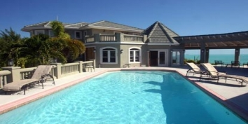 Turks and Caicos Villa Rentals - Casa Varnishkes, Long Bay Beach, Providenciales (Provo), Turks and Caicos Islands.