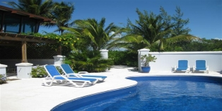 Turks and Caicos Villa Rentals By Owner - Channel House, Leeward Beach, Providenciales (Provo), Turks and Caicos Islands.