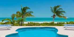 Caribbean Villa Rentals By Owner - Coconut Beach Villa, Providenciales (Provo), Turks and Caicos Islands.