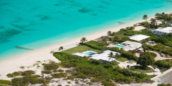 Turks and Caicos Villa Rentals - Conch Villa, Grace Bay Beach, Providenciales (Provo), Turks and Caicos Islands.
