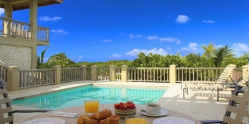 Turks and Caicos Villa Rentals - Coriander Cottage, Grace Bay Beach, Providenciales (Provo), Turks and Caicos Islands.
