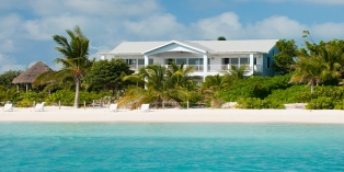 Caribbean Villa Rentals By Owner - Crystal Sands Villa, Providenciales (Provo), Turks and Caicos Islands.