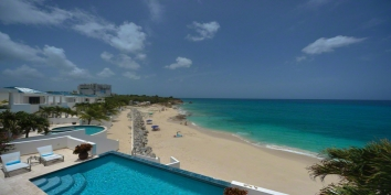 St. Maarten Villa Rentals By Owner - Etoile de Mer, Cupecoy Beach, Dutch Low Lands, St. Maarten.