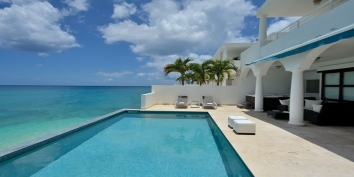 St. Maarten Villa Rentals By Owner - Farniente, Cupecoy Beach, Dutch Low Lands, St. Maarten.