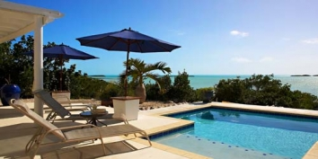 Turks and Caicos Villa Rentals - Five Little Cays House, Turtle Tail, Providenciales (Provo), Turks and Caicos Islands.