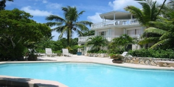 Turks and Caicos Villa Rentals - Grace Bay Beach House, Grace Bay Beach, Providenciales (Provo), Turks and Caicos Islands.