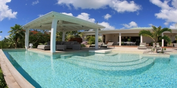 St. Martin Villa Rentals By Owner - Kiwi, Long Bay, Terres Basses, Saint Martin.