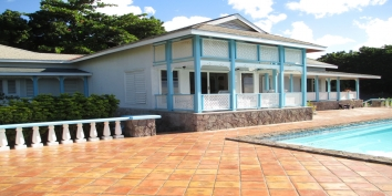 Montserrat Villa Rentals By Owner - Lime Tree House, Isles Bay Plantation, Old Town, Montserrat.