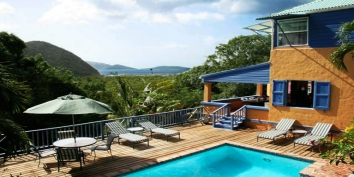 British Virgin Islands Villa Rentals - Limeberry House, Tortola, British Virgin Islands.